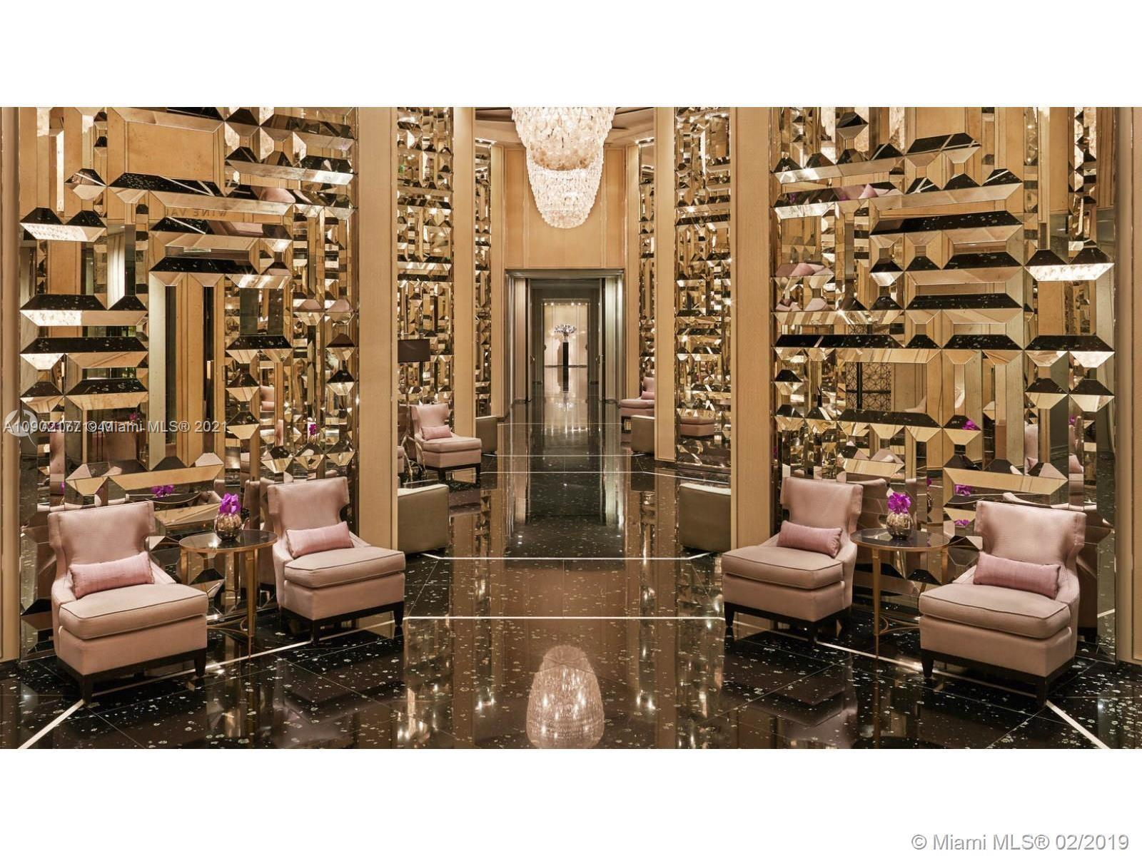 Welcome to the luxury life of the famous St Regis. Fully furnished, equipped and decorated by the wo