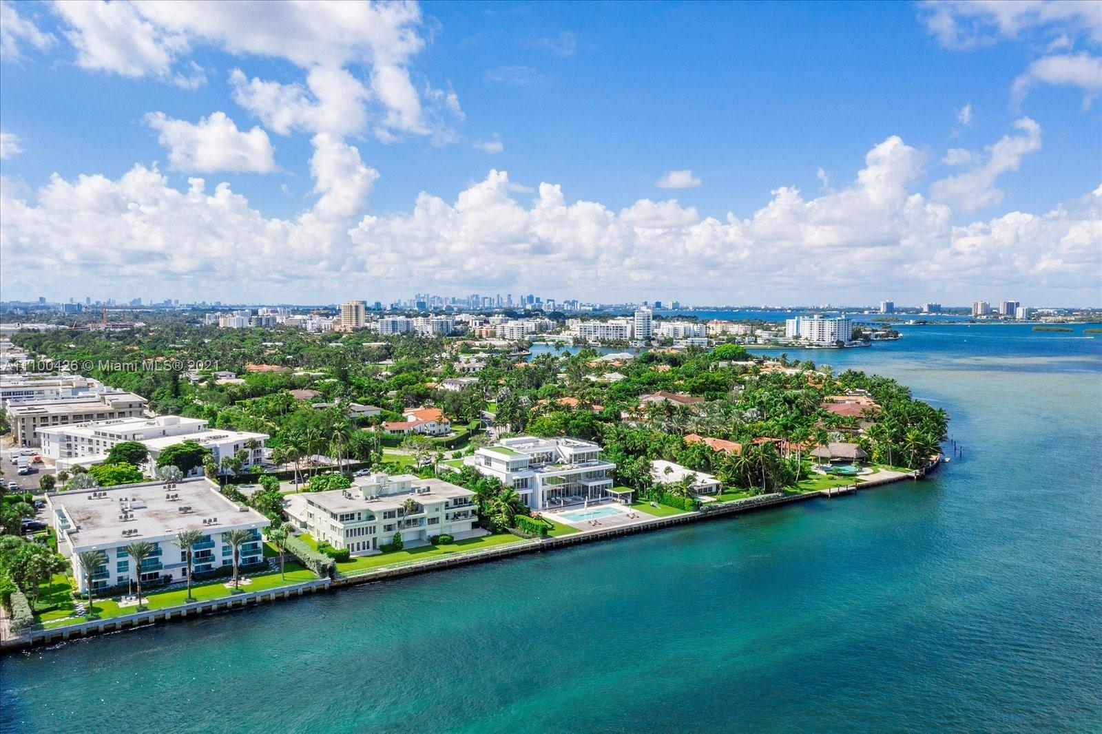 Magnificent Fully Renovated 2 story Waterfront Residence in Bal Harbour.  2818 SF !!! It's a condo b