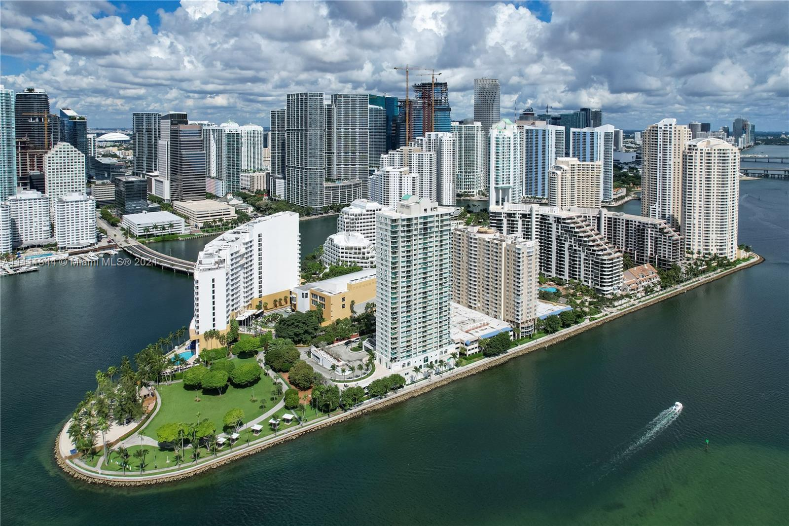 Enjoy the breathtaking unobstructed bay and ocean view from every room. This split floorplan 2 bed 2