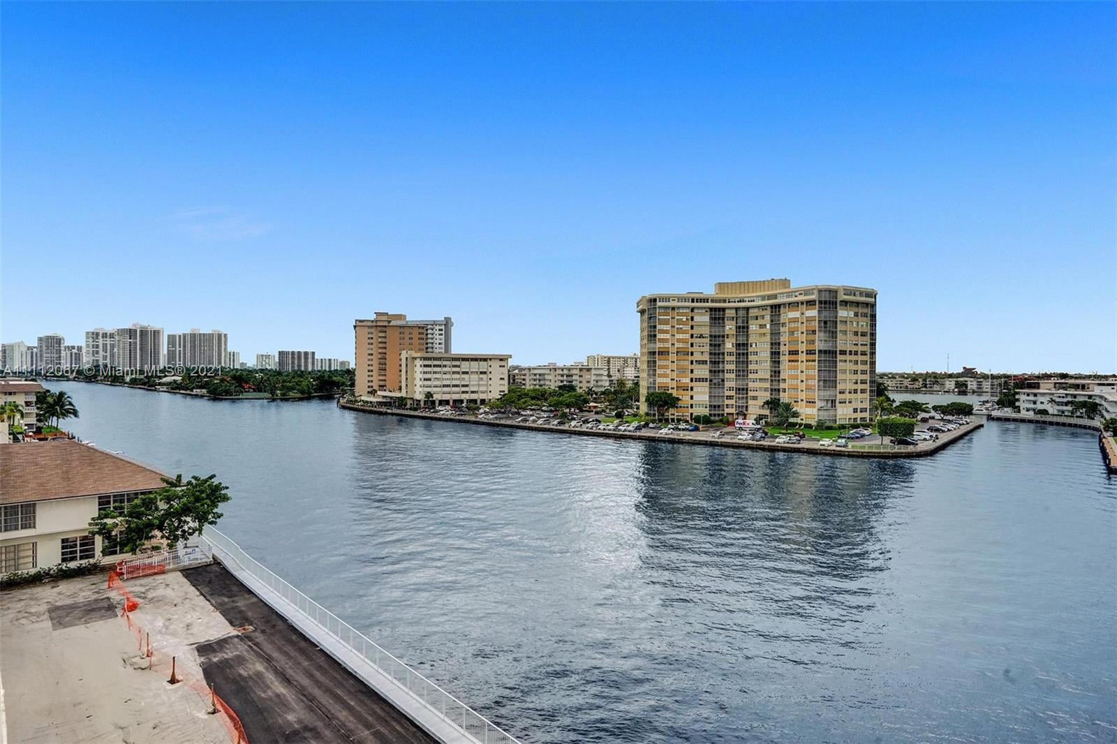 Rarely available completely remodeled corner unit with breathtaking Intracoastal views, one of the b