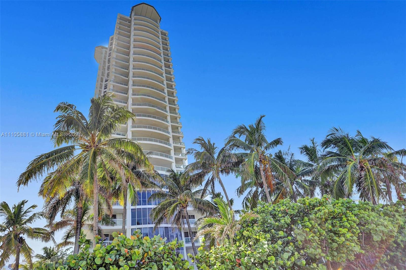 Unique opportunity to own a spectacular direct oceanfront 3/3 condo at the totally remodeled La Tour