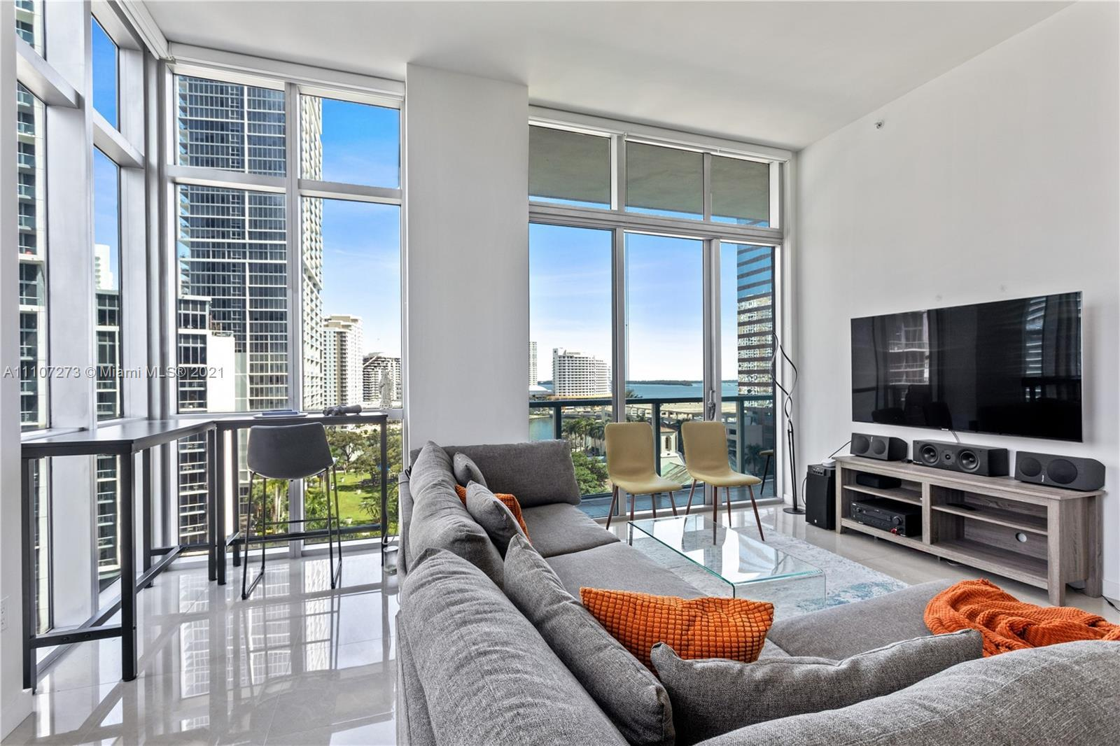 Don't look any further this is it! Very unique and one of a kind 2 bed condo with magnificent unobst