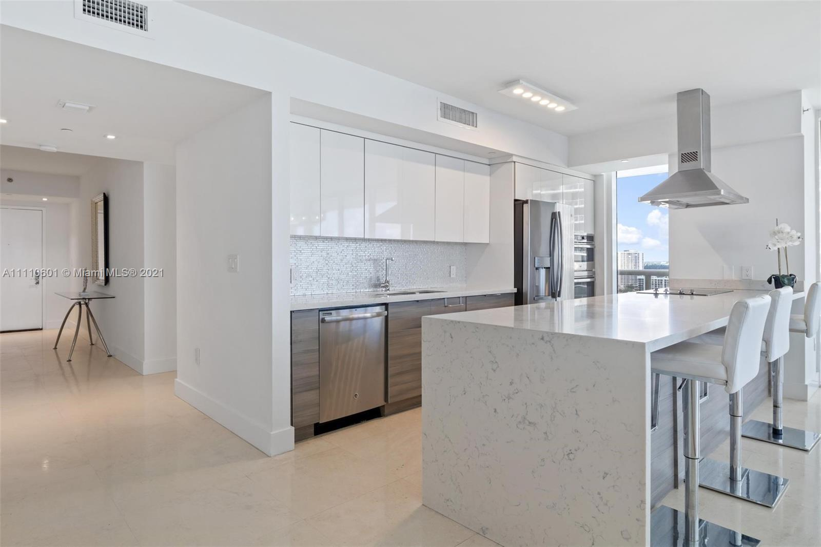 Beautiful North-East Corner unit with spectacular direct ocean and Intracoastal views from this 19th