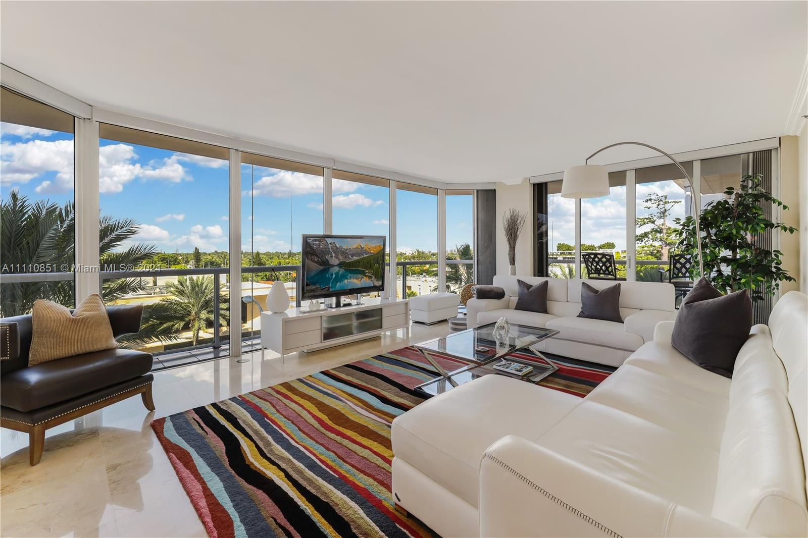Welcome to this oceanfront building at the Mirage Condominium. Big corner Unit with a split floor pl