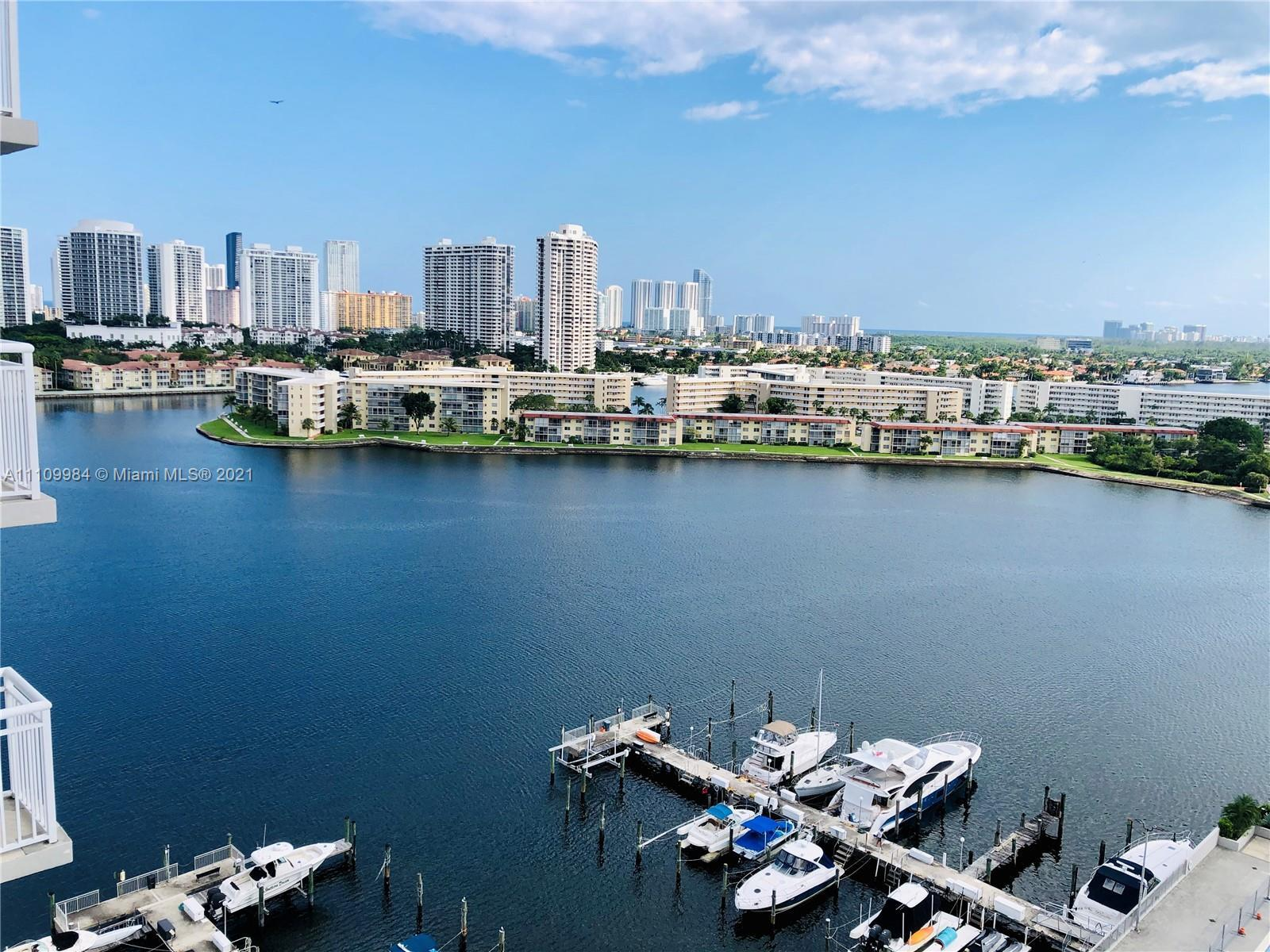 Unobstructed GORGEOUS water views in this HUGE LAYOUT, with spacious living room & dining room area,
