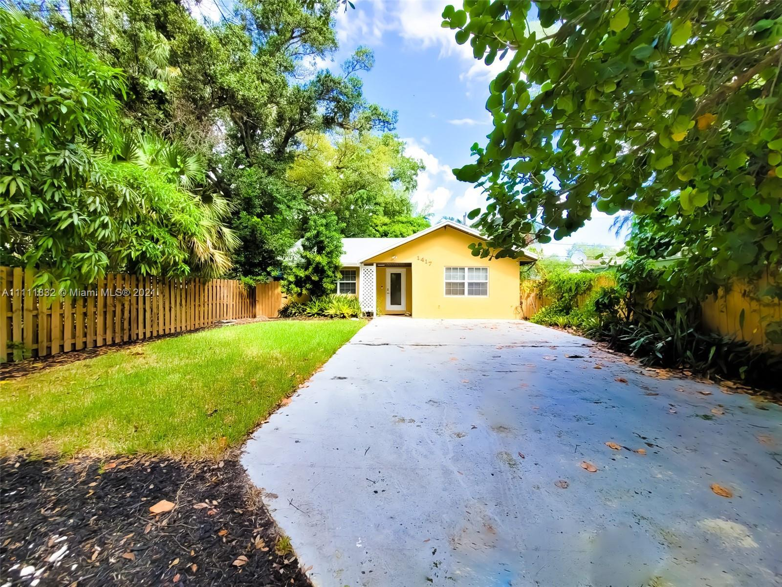 COMING SOON!   Completely remodeled and fully-updated house in Fort Lauderdale's Edgewood neighborho