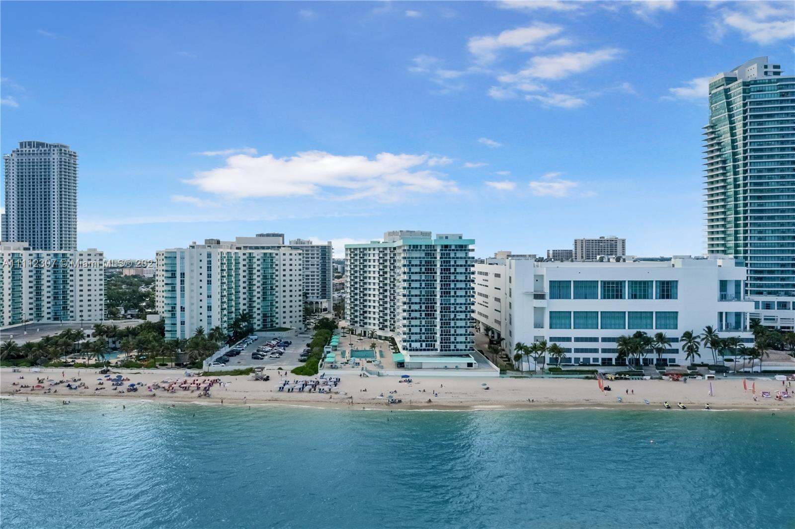 AMAZING DEAL! Best priced 2 bedroom in the building with Oceanview! Spacious unit that has been meti