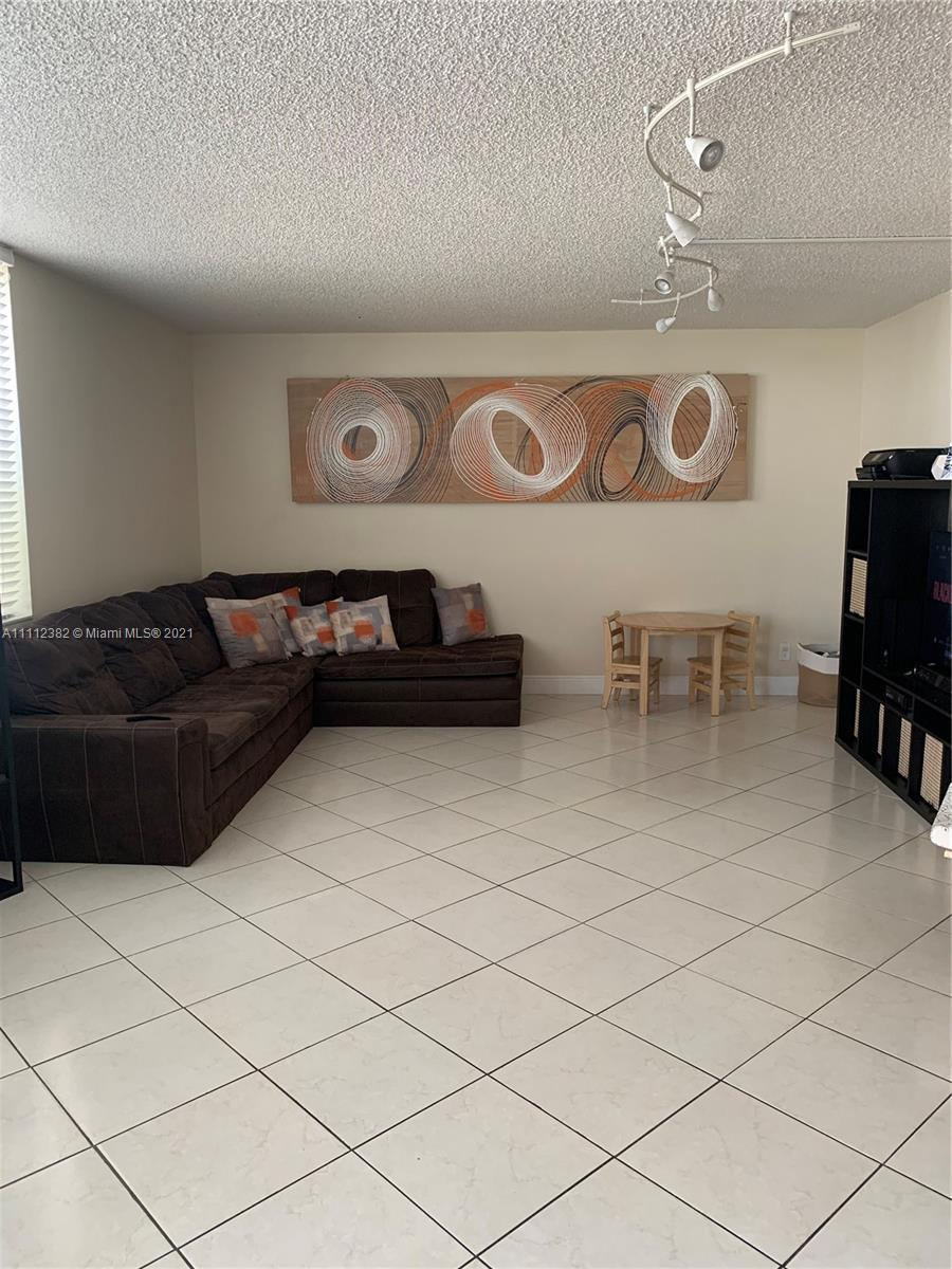 Spacious and Bright in highly sought Villa Dorada! This 3 bed & 2 bath unit features a spacious floo