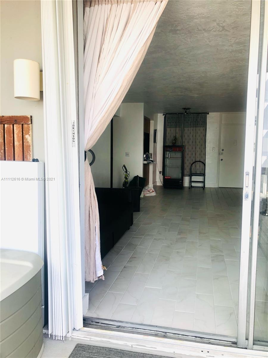 Located in the heart of South Beach! Large 1 bedroom/1 Bath unit that has undergone a complete renov
