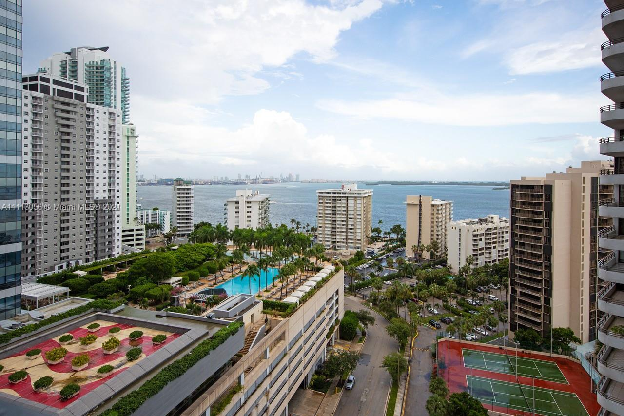 An incredible unit on the most desired building in the heart of Brickell. Echo Brickell, a boutique
