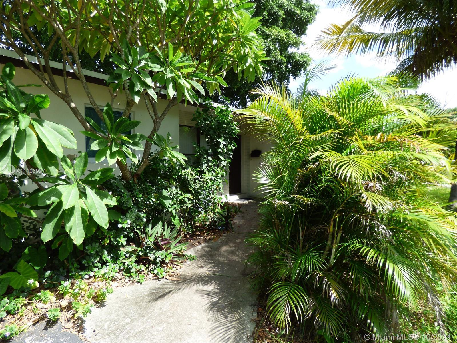 Great home for owner occupant or Investor. Roof and A/C only 3 years old, tile throughout the entire