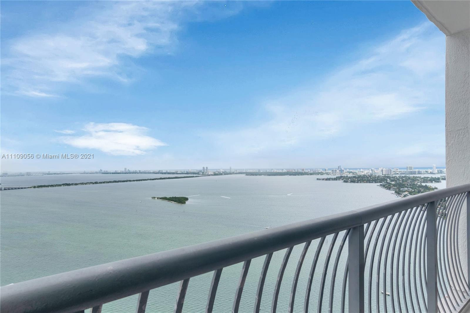 Excellent location** fully furnished 1 Bedroom, 1 bathroom included a large balcony with views of Bi