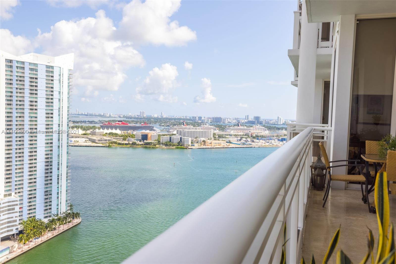 Welcome to the Prestigious Carbonell Condominium, located at the Private Island of Brickell Key. Sop