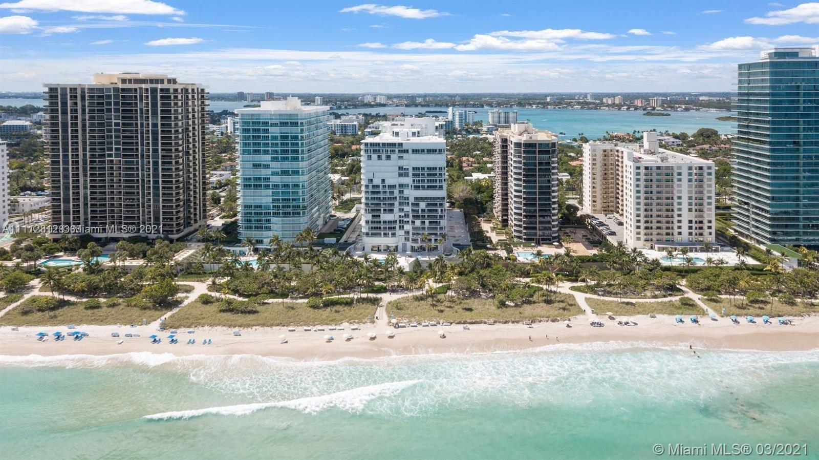 Great ocean views from this magnificent unit at the coveted Bal Harbour 101 Condominium! This oceanf