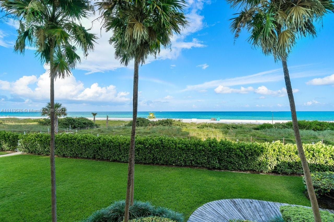Remodeled and bright 2 bed, 2 bath condo on the SECOND highest floor in Miami Beach at L'Excellence,
