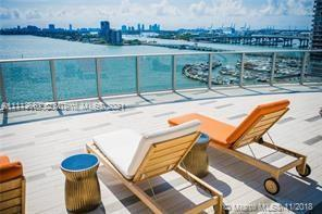 Fully finished 2 BEDS / 3 FULL BATHS with bay views, premium Bosch appliances, quartz countertops, p