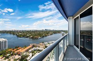 Fully furnished, 1-bedroom/1-bathroom residence (825 sq ft) offers Beautiful ocean & Intracoastal/ci