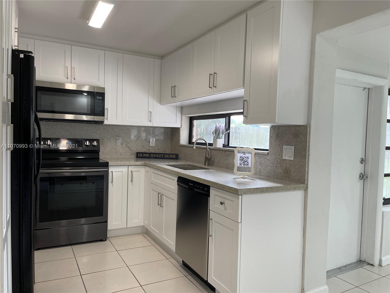 GREAT LOCATION!!!! READY FOR A NEW FAMILY TO ENJOY! Remodeled kitchen and bathroom, freshly painted,