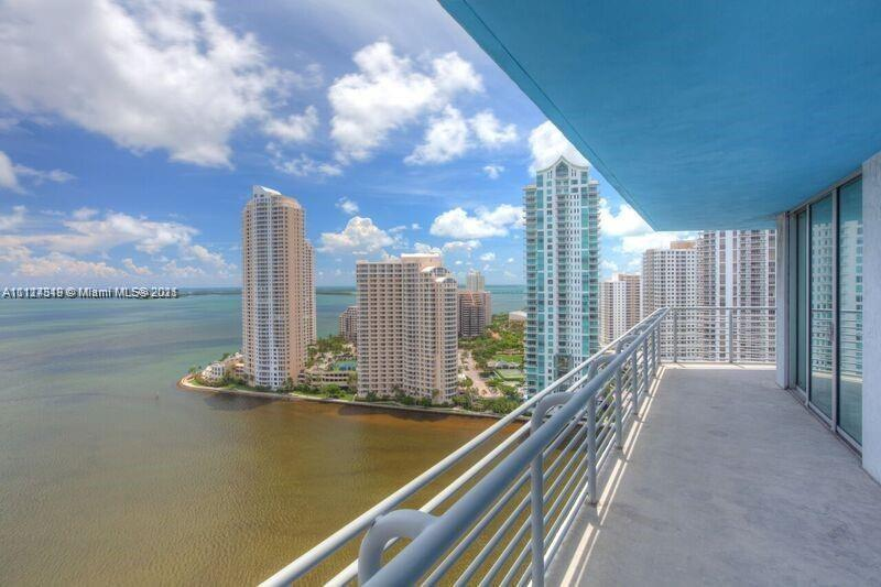 Phenomenal Direct Bay Views from every room of this 3 bedroom, 1792 sq./ft. corner unit. Floor to ce
