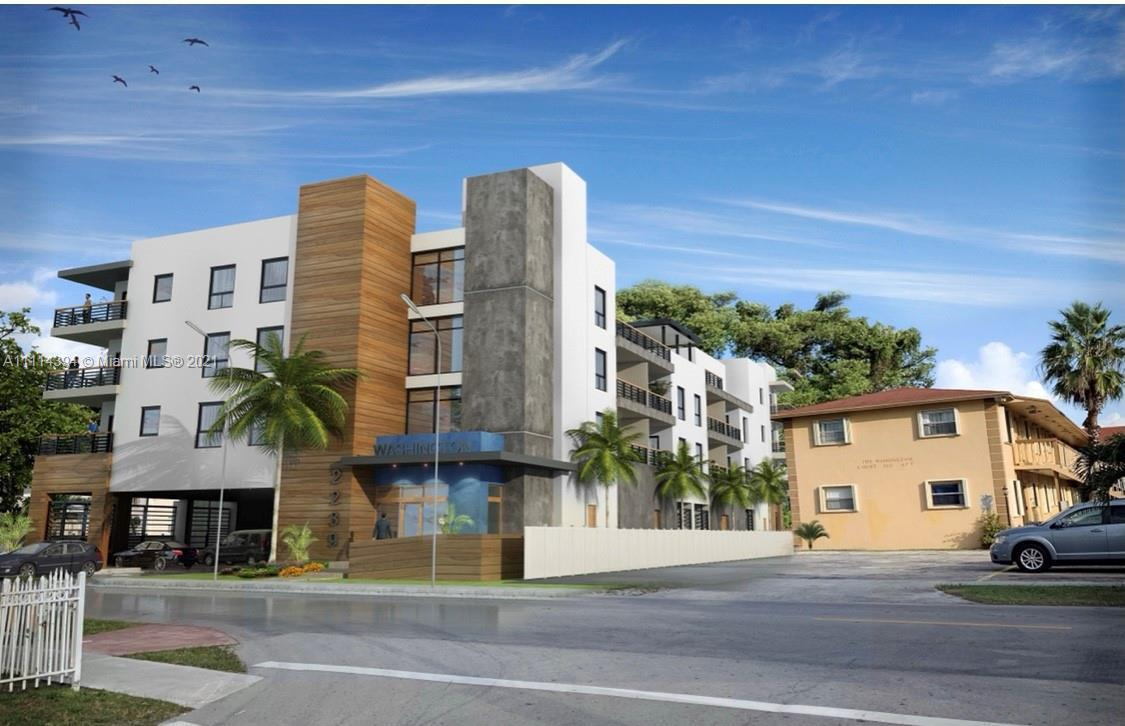Great Opportunity in Hollywood Florida, Area is undergoing a Major redevelopment with multiple Comme