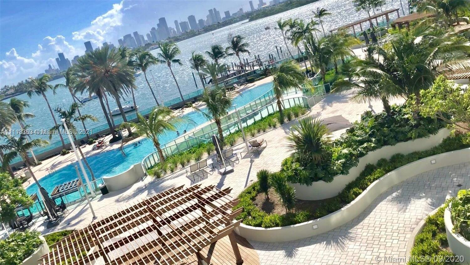 Fabulous South Beach Flamingo Penthouse 2/2 ready for it's new owner.  Live like your on vacation ev