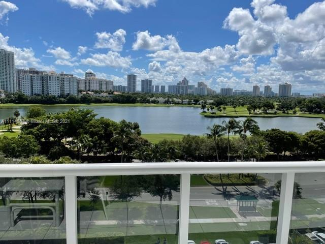 Amazing Turnburry Golf Course View from large balcony. 2/2 renovated. Washer & Dryer on each floor.
