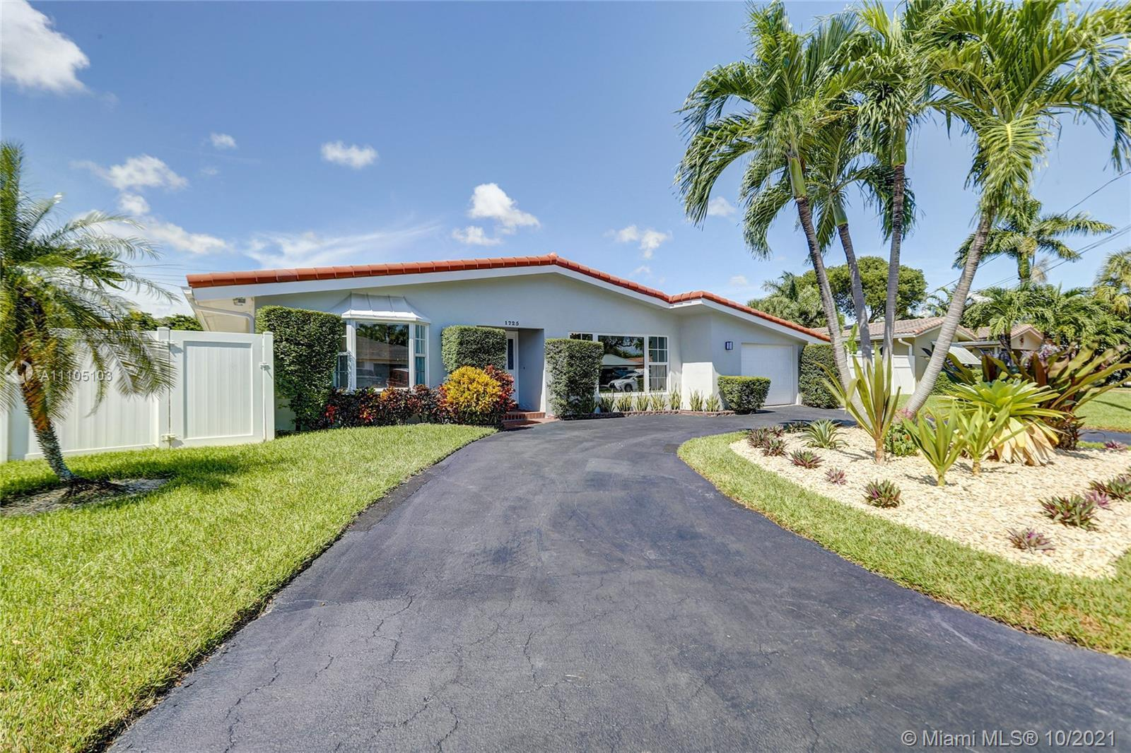 Immaculately maintained & beautifully updated 4 bed ranch in desirable gated, Bal Harbour. Entertain