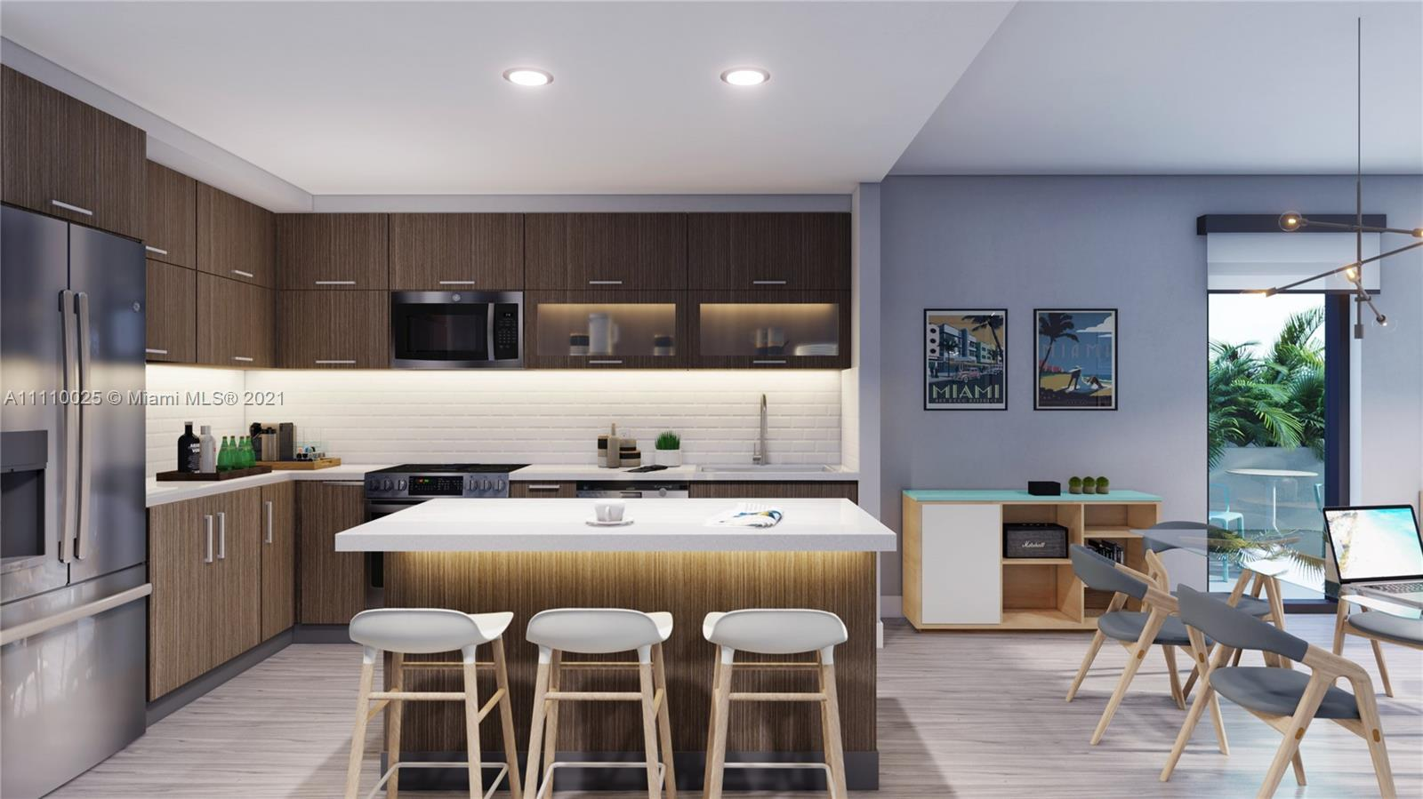 Aesthetic Apartments is a new community development consisting of 22 modern apartments located in th