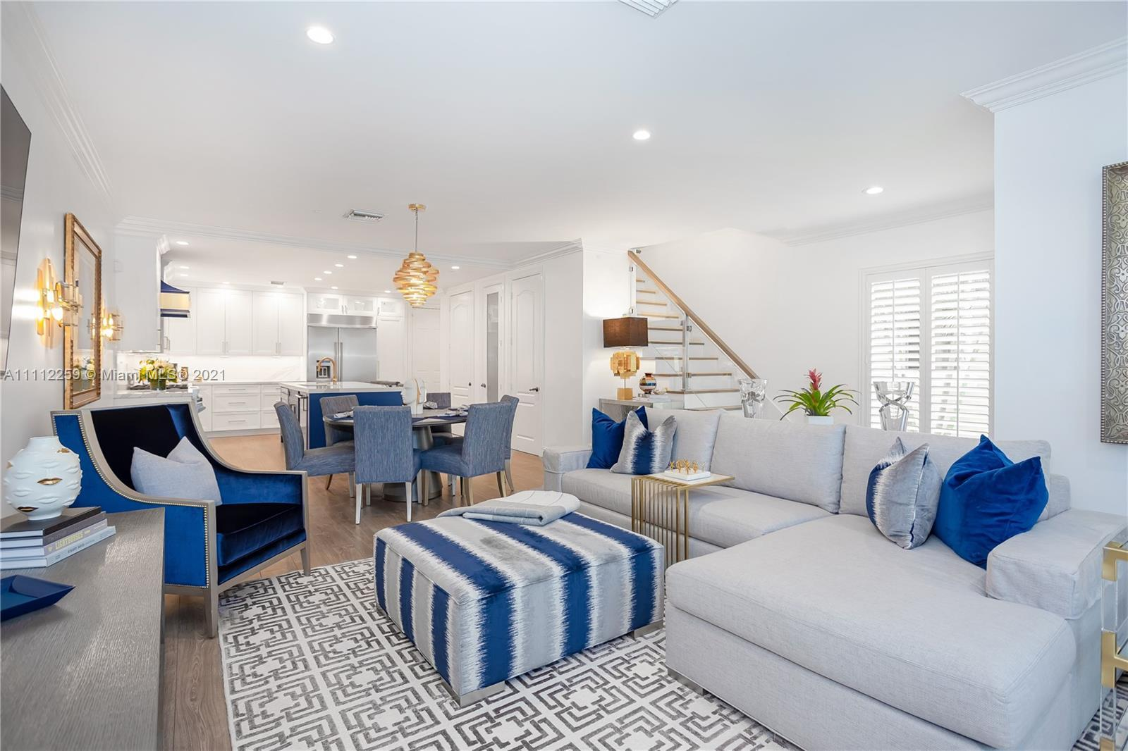 Stunning 4 bedroom 3.5 bath townhome with a 2 car garage in the heart of Victoria Park! Meticulously