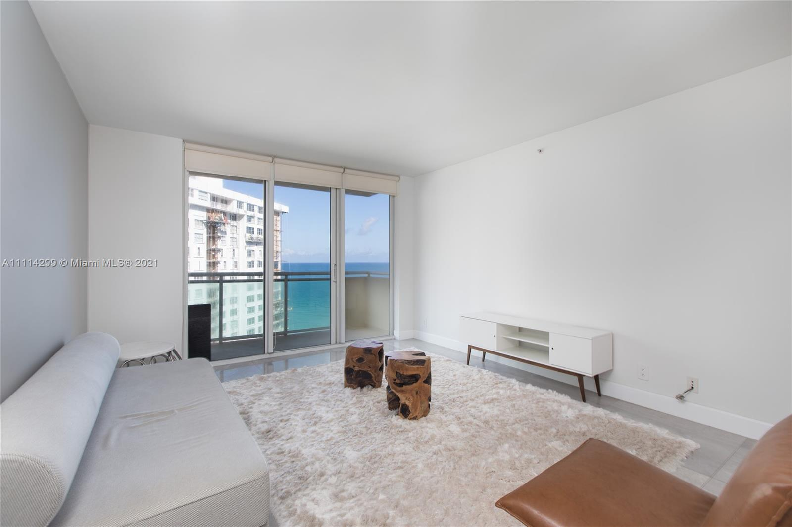 Enjoy stunning direct ocean views in this beachfront 1BR/1BA with Italian marble floors, updated bat