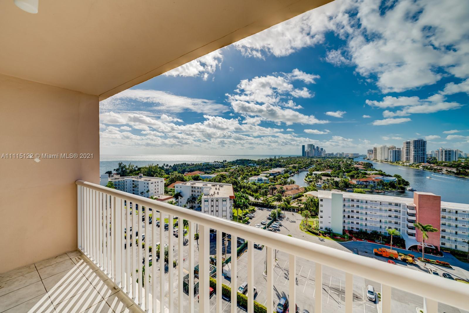 Great value on this spacious 2 bed / 2 bath condo right across the street from the beach!  Enjoy bea