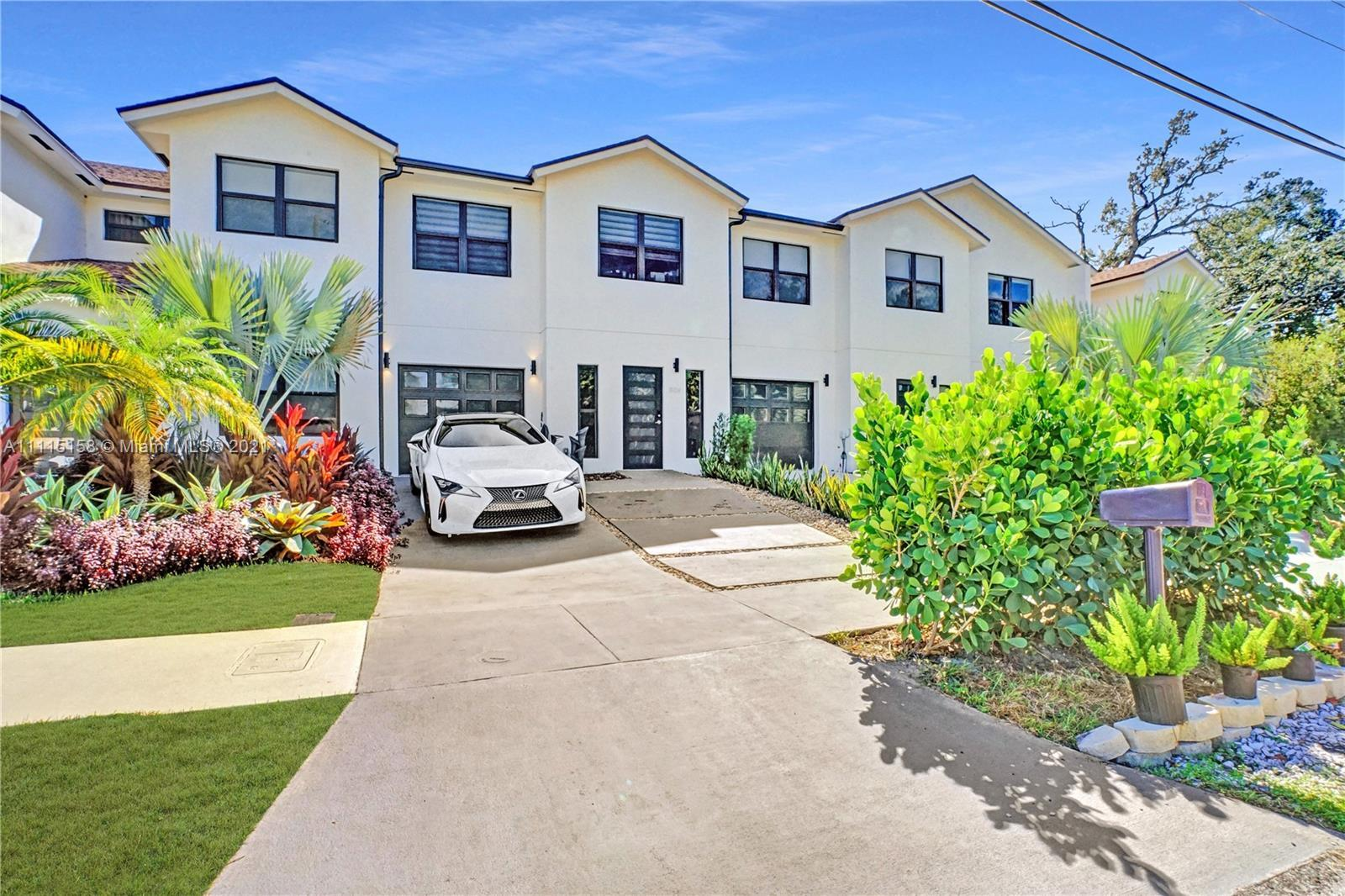 Enjoy peace of mind with modern new 2020 construction! This gorgeous 3 bed, 2.5 bath, 1 car garage h