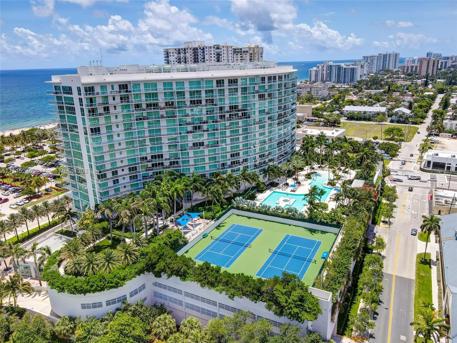 Welcome to The Plaza at Oceanside! A luxury condo with phenomenal Ocean and City views. Step off of