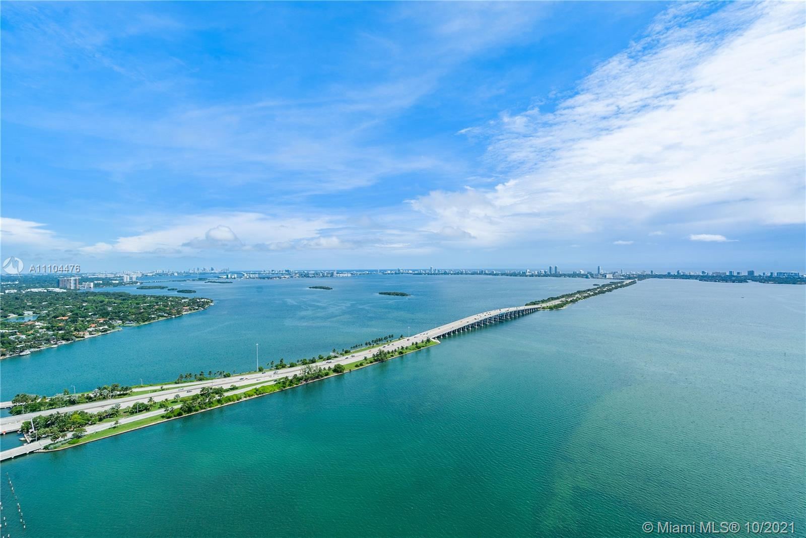 Located in the Glamorous One Paraiso Bay, this high floor 3 bedroom facing South has unobstructed 18