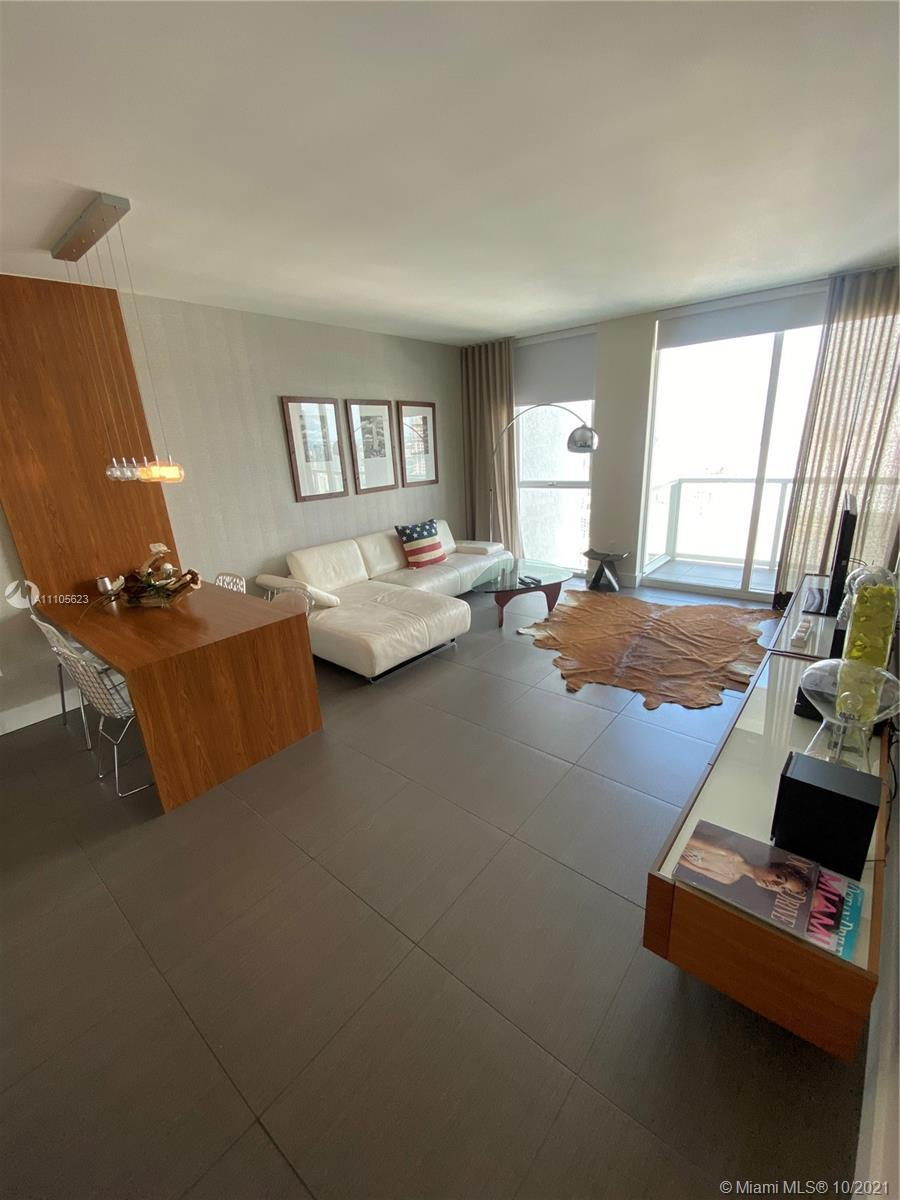 ONE BEDROOM VIZCAYNE SOUTH TOWER FULLY FURNISHED INTERIORS BY STEVEN G HIGH END INTERIOR DESIGNER. G