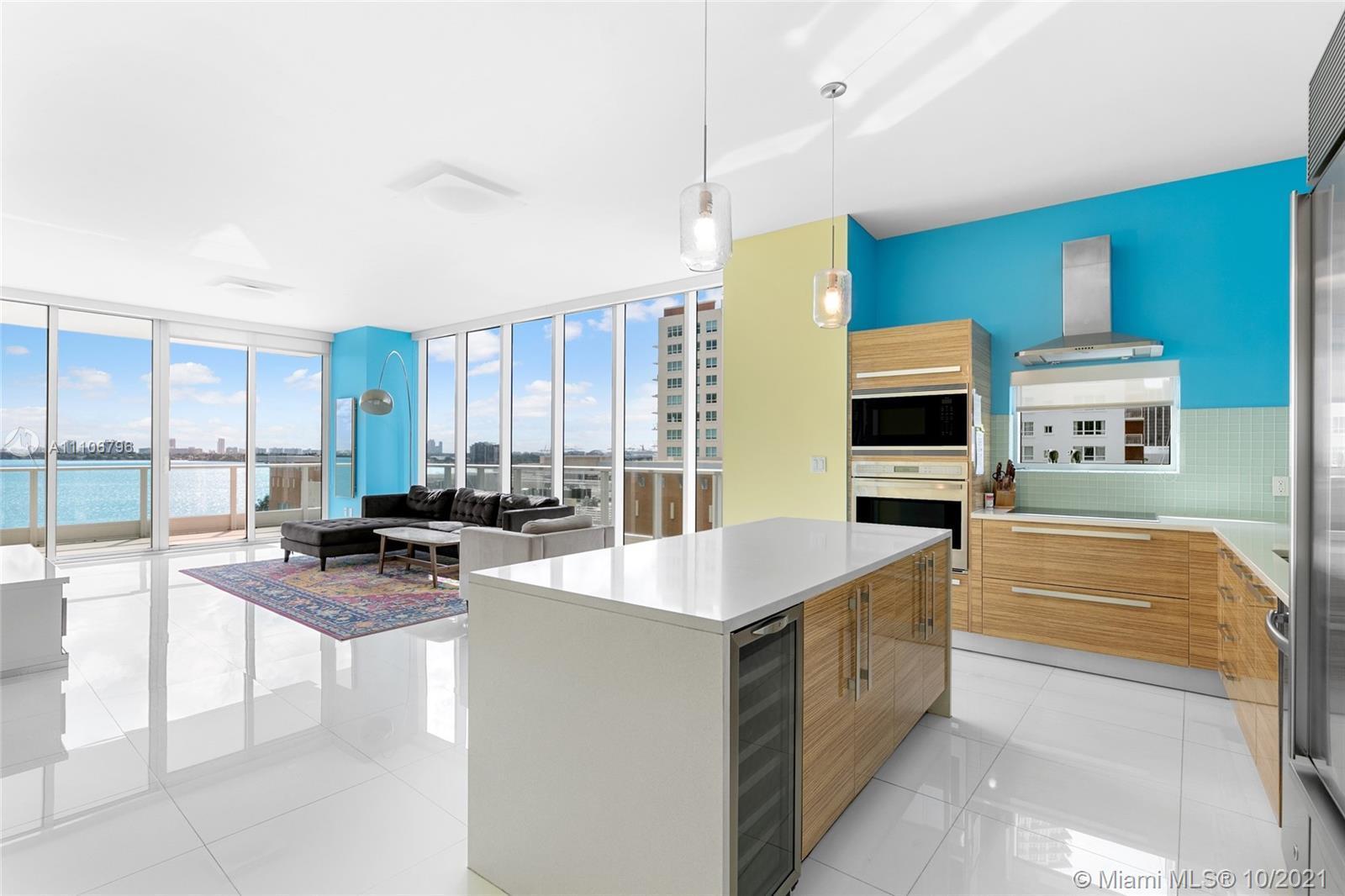 Beautiful SE Corner Residence at Paramount Bay. Enjoy an abundance of natural light & breathtaking w