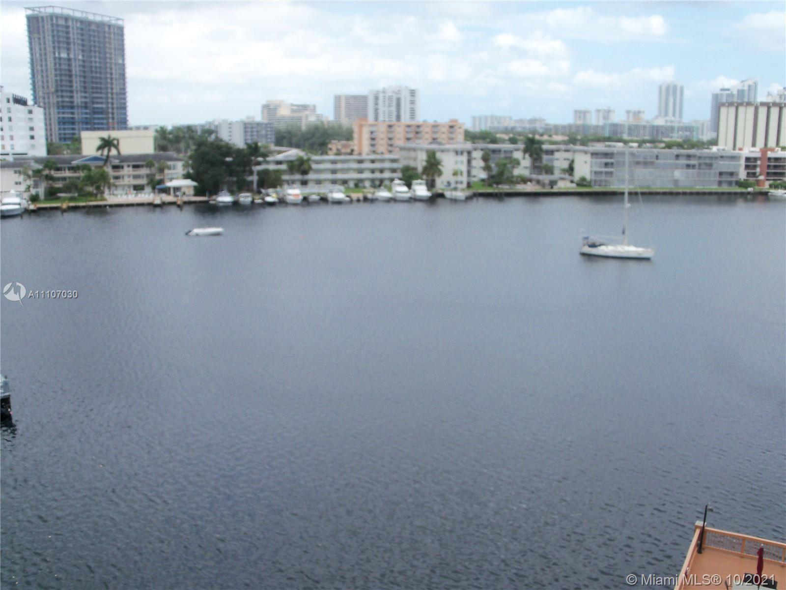 CORNER 2/2 WITH A PANORAMIC VIEW OF GOLDEN ISLES LAKES ON THE HUGE OPEN BALCONY*** AND THE COMMUNITY