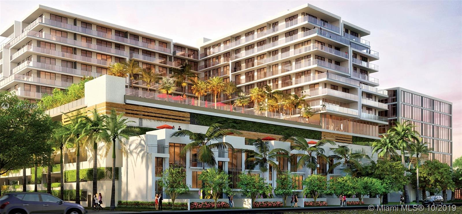 Brand New 1 Bed 2 Bath + Den. Welcome to Aventura ParkSquare, a vibrant new community designed with