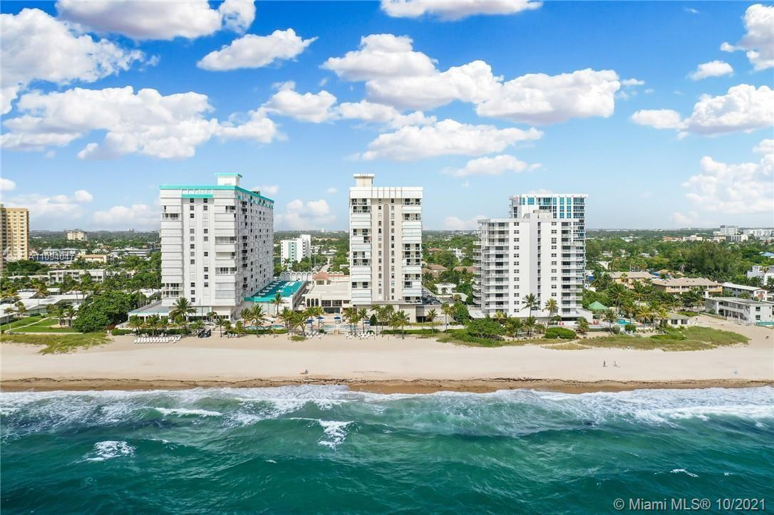 DRASTICALLY REDUCED TO SELL / Ocean Front Luxury BLDG/Apartment 2BR, 2BA, 1,500 Sq/Ft. (Large) CORNE