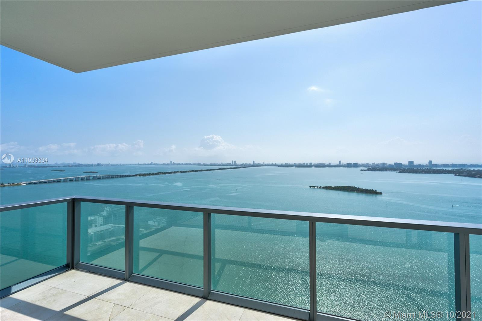 Stunning 3 Beds+Den, 3.5 Baths at the brand new Elysee, Miami's newest & only luxury boutique buildi
