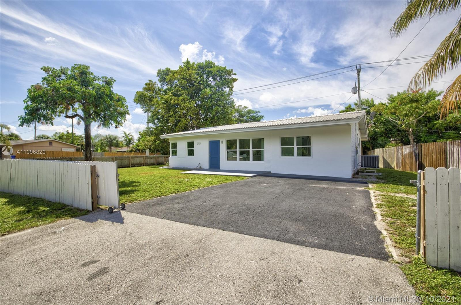 Remodeled 4/2. Nice area. New impact windows. New kitchen with quartz countertops. Recent tile roof.