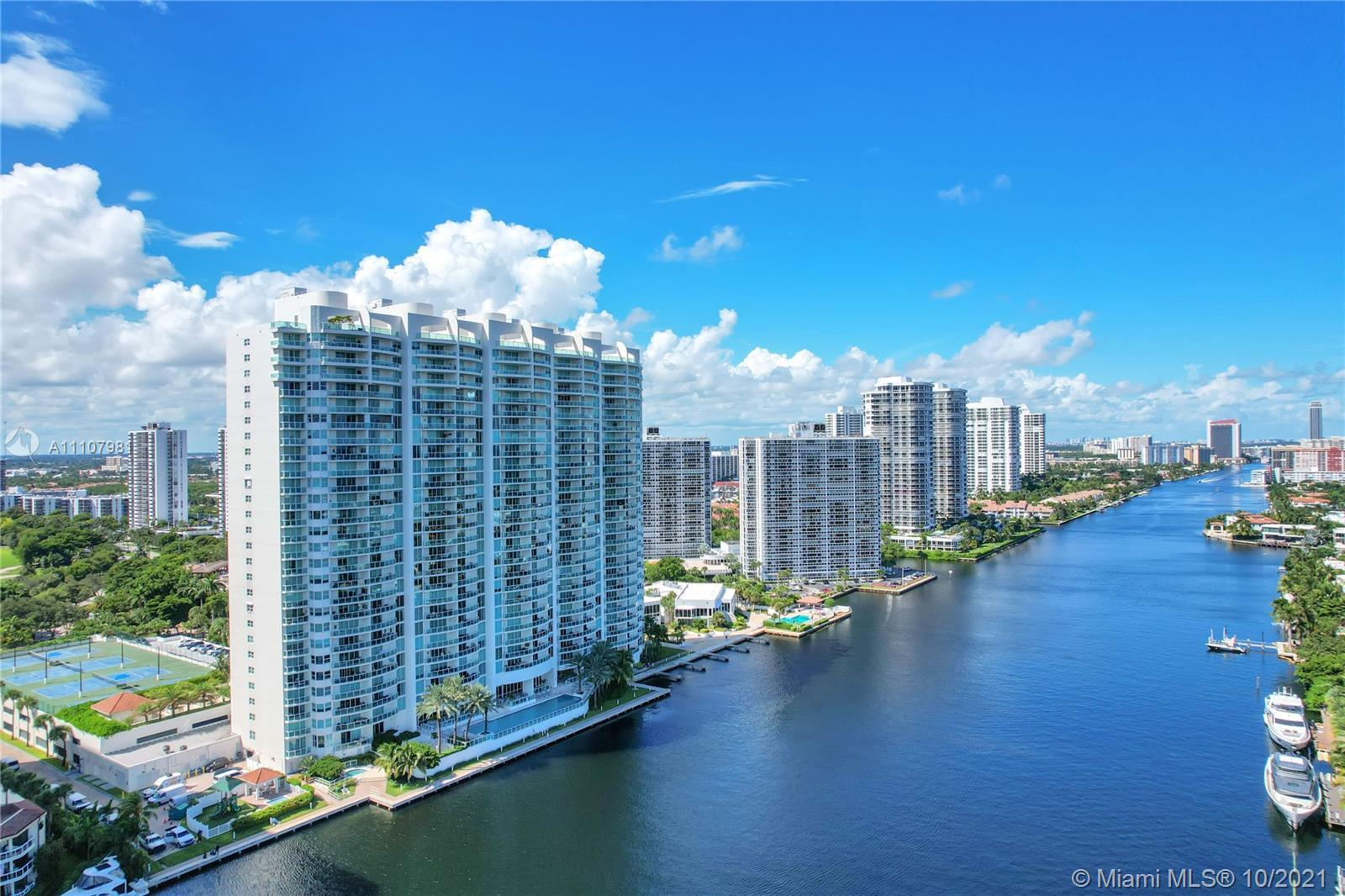 LOCATION, LOCATION, LOCATION. East of Country club Drive in Aventura. Unobstructed Ocean View. 6,00