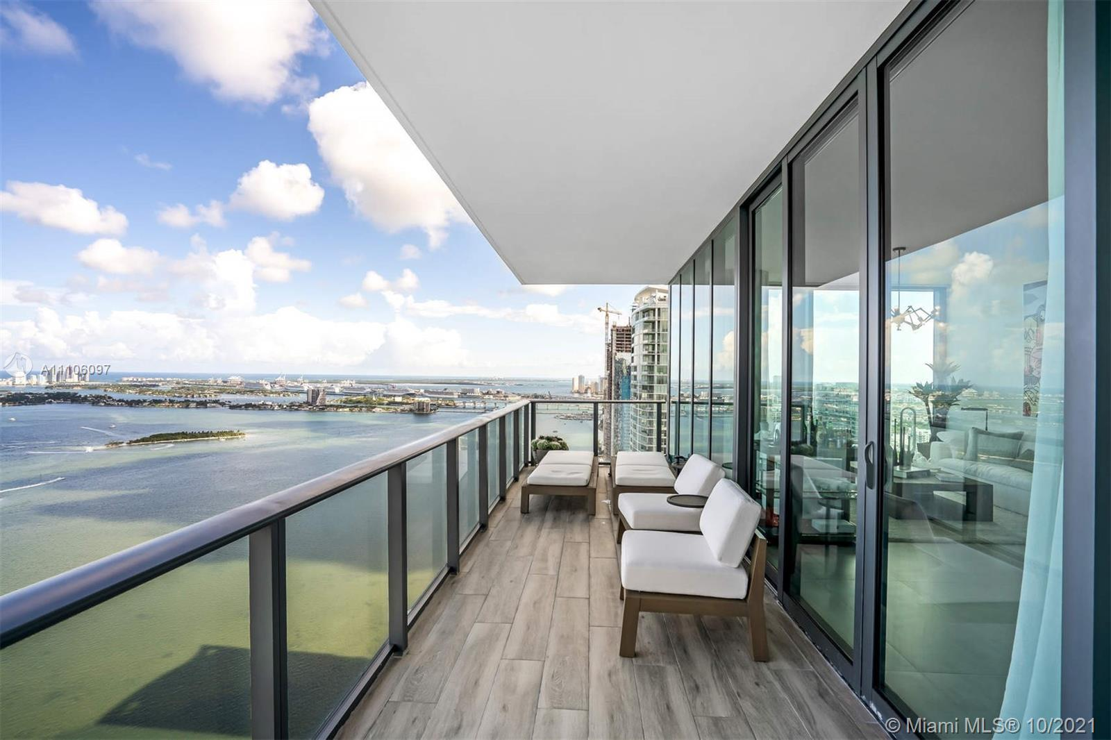Welcome to Treehouse: where Miami's most exquisite views effortlessly combine with handpicked design