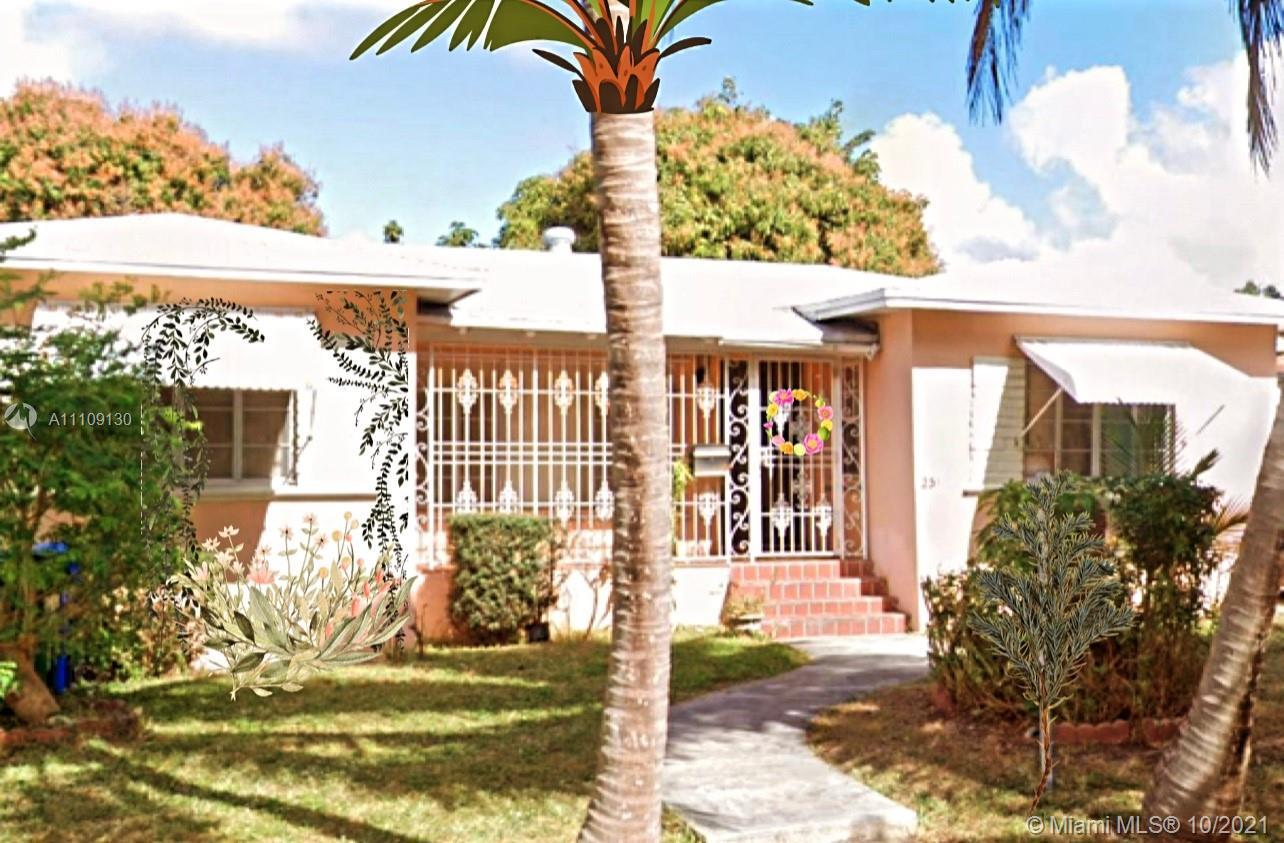 Location meets Opportunity.  Don't miss out on this diamond in the rough located in the trendy and h