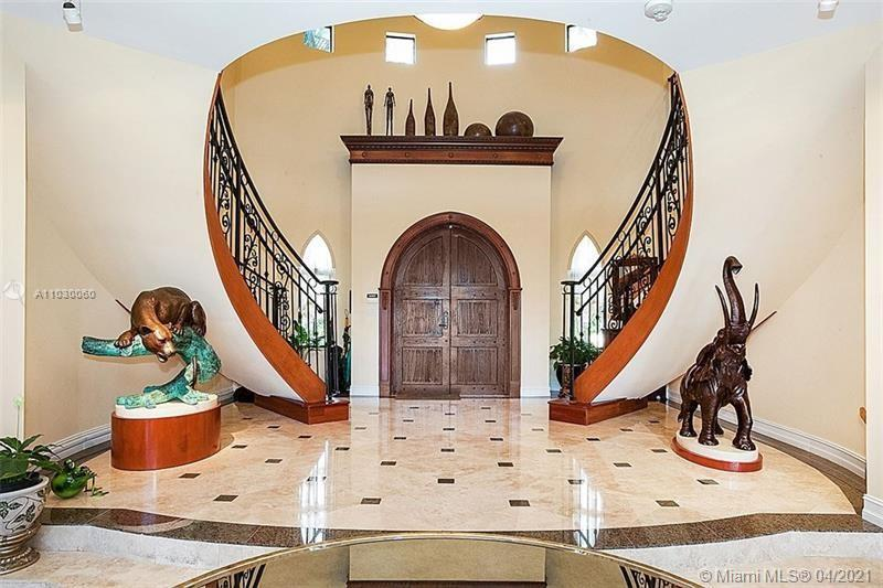 WOW.. Expect to be truly amazed as entering this unique Masterpiece Estate with it's dramatic Foyer,