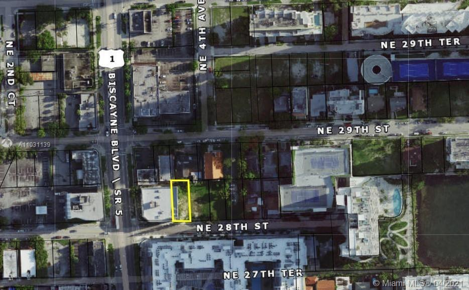 This property is for sale with MLS #A11031139, including adjacent lot. Both lots 329-337 NE 28 Stree