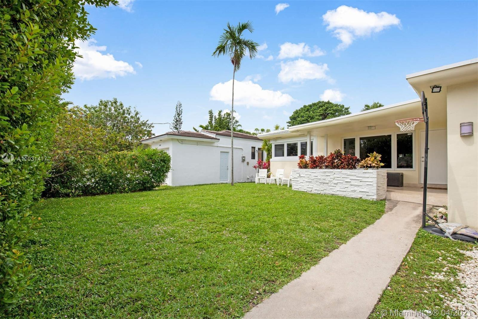 JUST LISTED! An exceptional home in prime Surfside location! 2-3 blocks to the shopping district, th