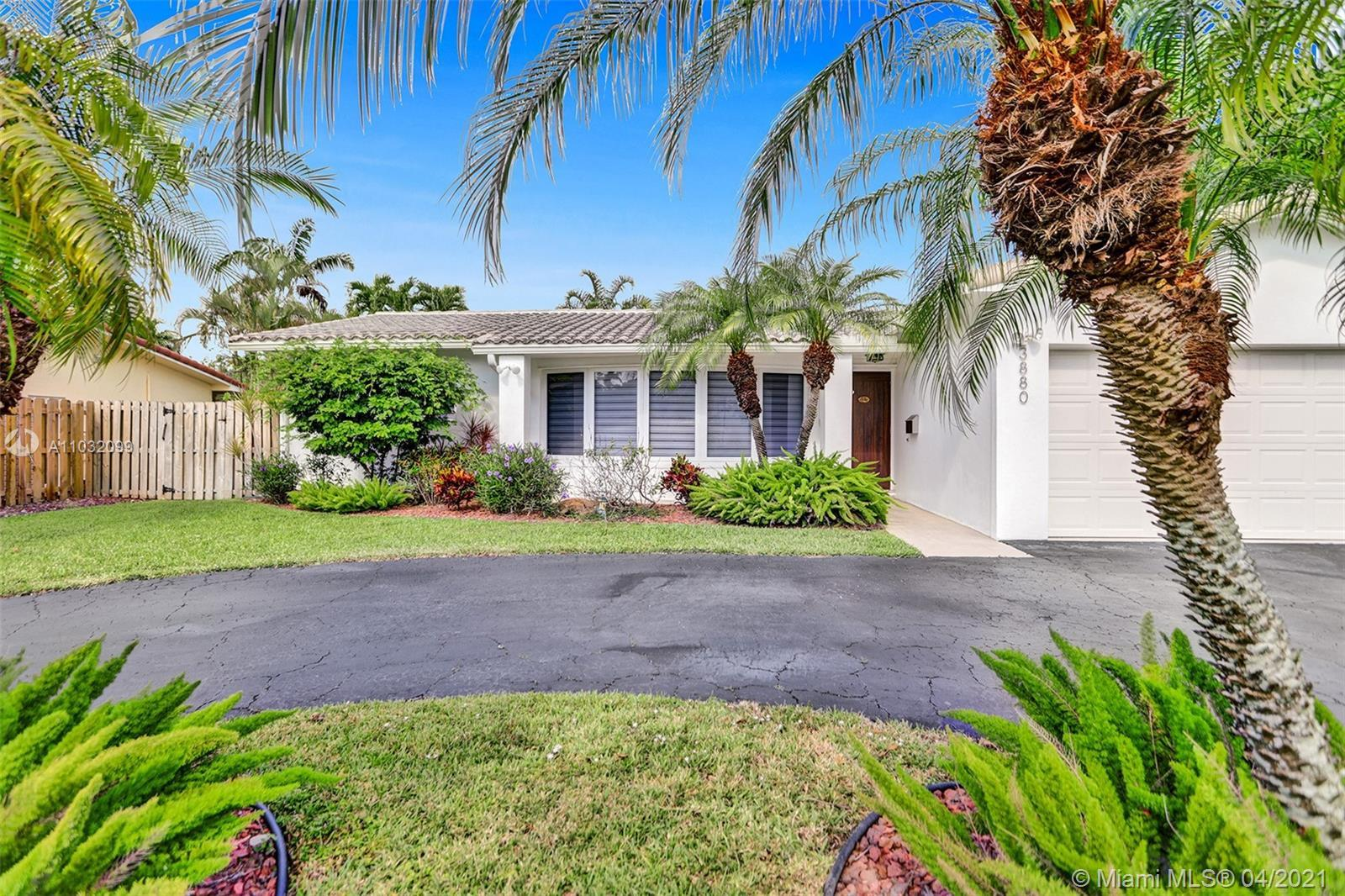 Immaculate home located in one of Broward County's premier subdivisions, Emerald Hills. Home has gre
