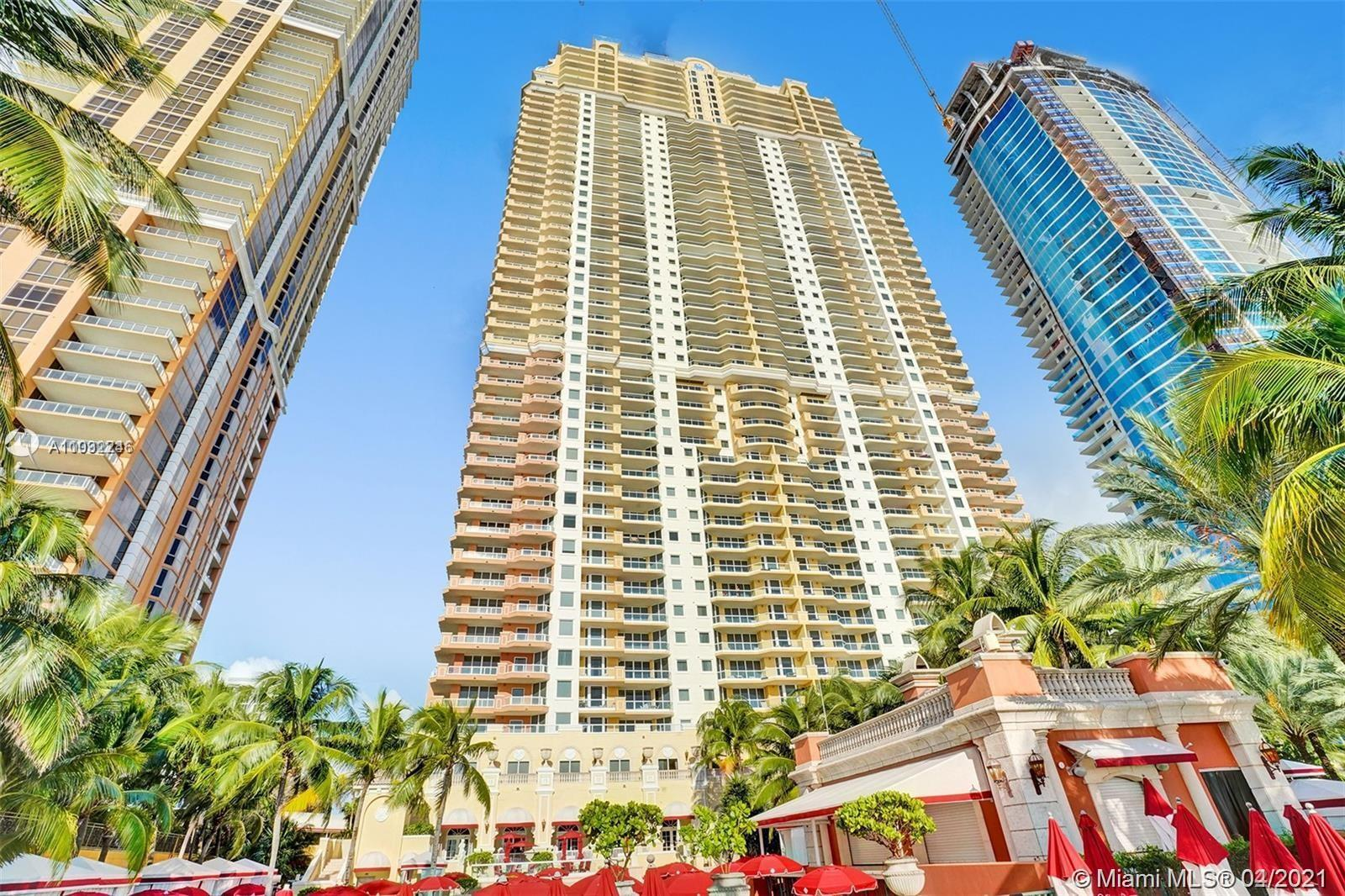 Newly Fully Modern Renovated, 41st Floor incredible views, wrap around balcony, Acqualina Residences