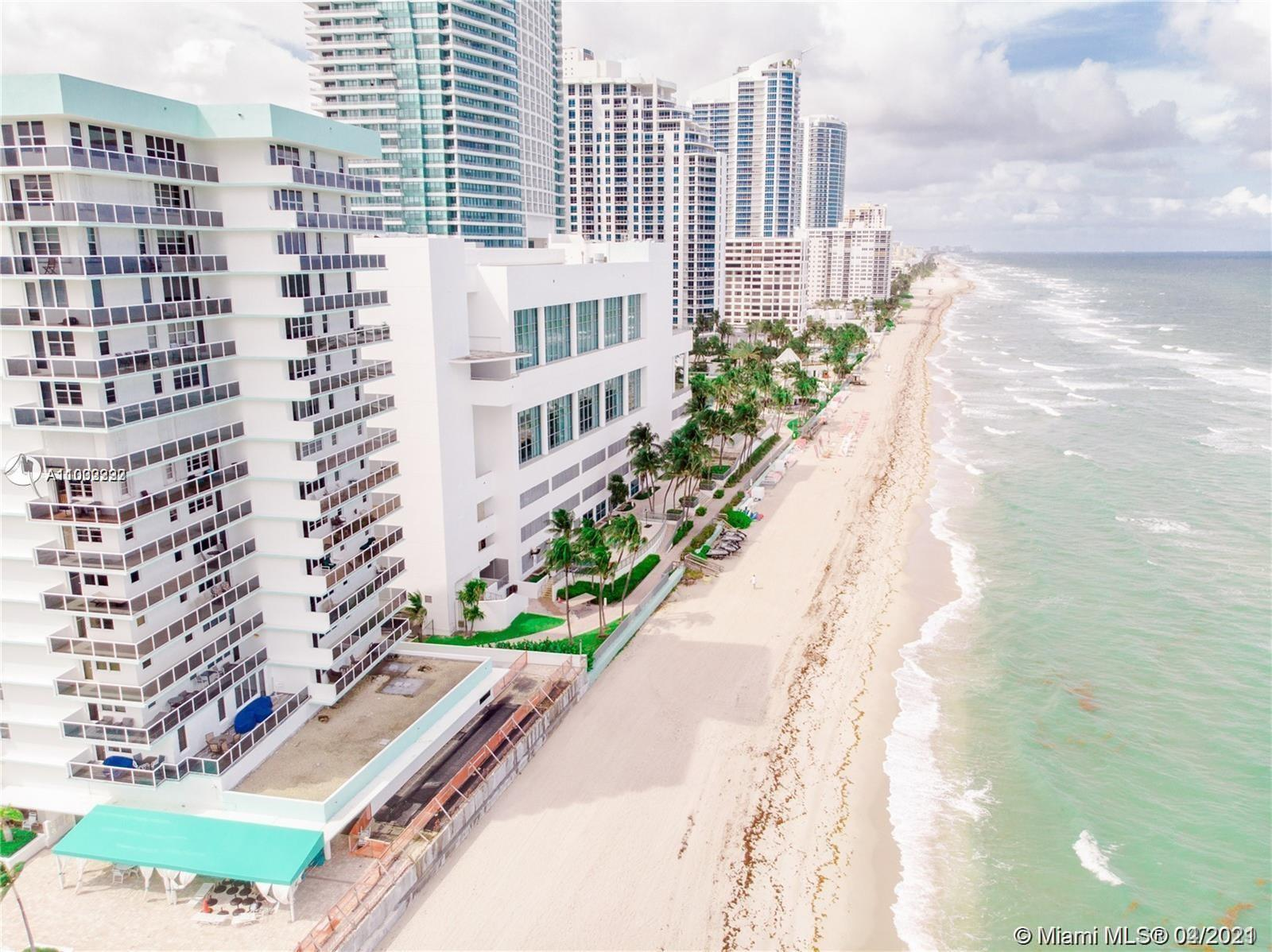 Sea Air tower Beach front Condo! Excellent location! Ocean front building, Featuring a  one bedroom